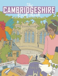 The Cambridgeshire Cook Book – for sale at both our pubs
